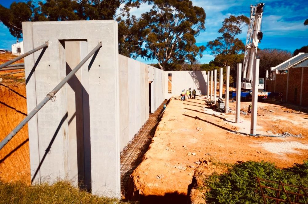 Cape Concrete specialised projects